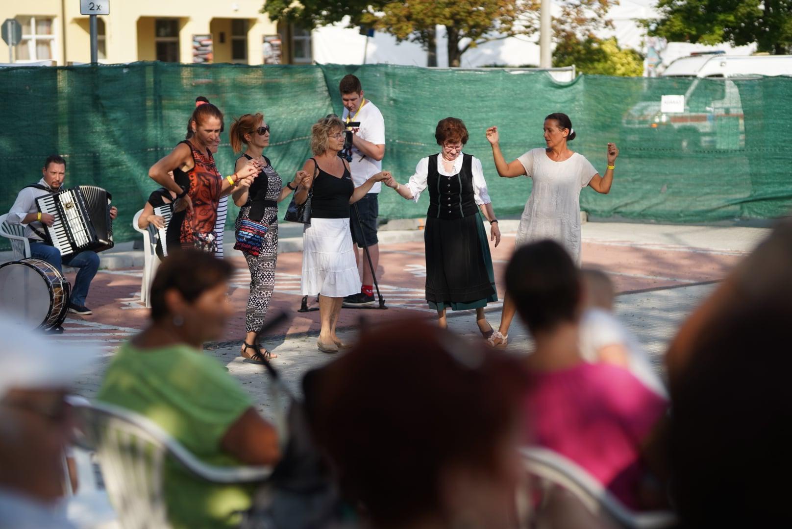 Summerfest Bolgár-Német Est