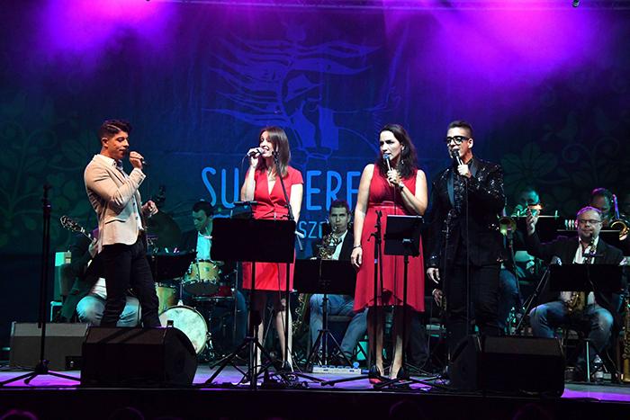 Budapest Jazz Orchestra Summerfest 2021.