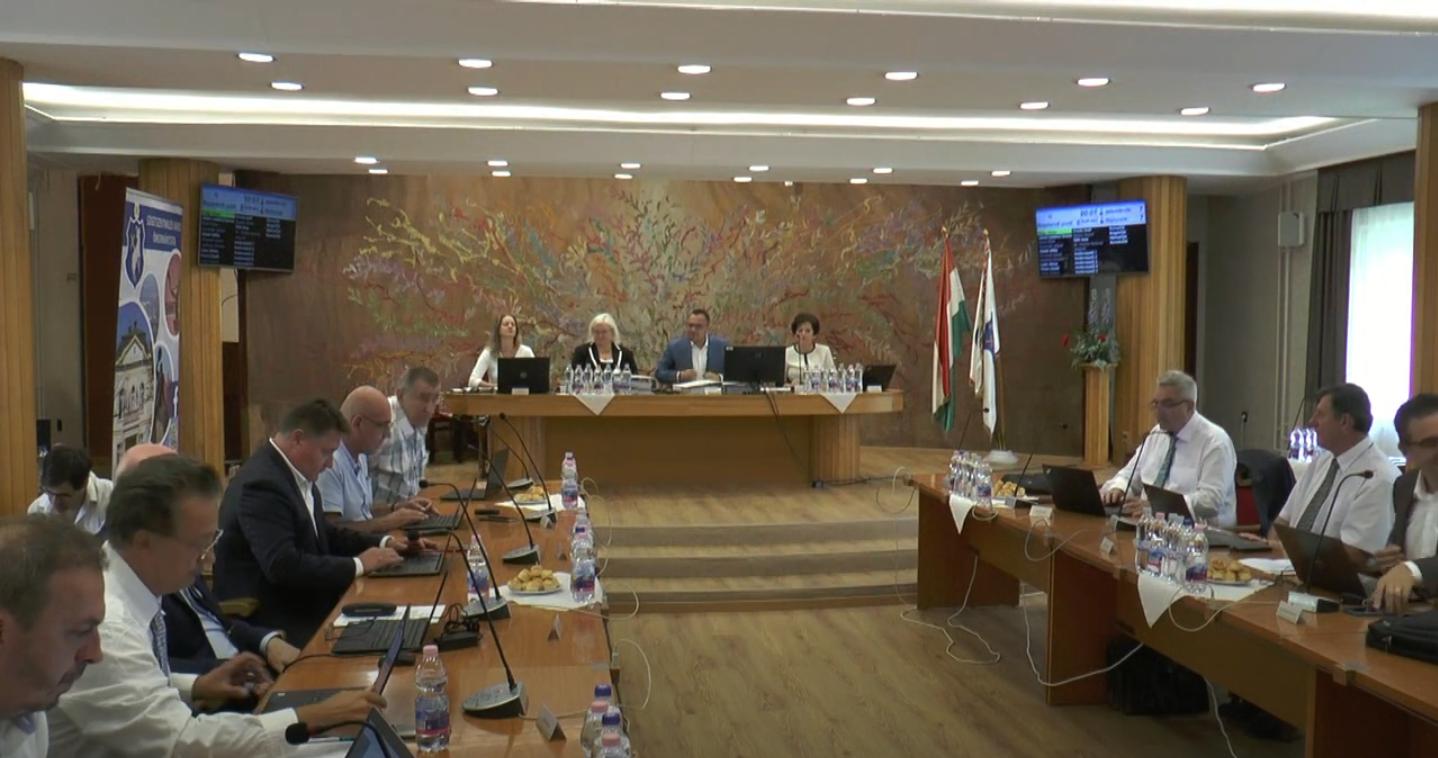 Képviselő-testületi ülés 2021. szeptember 13.