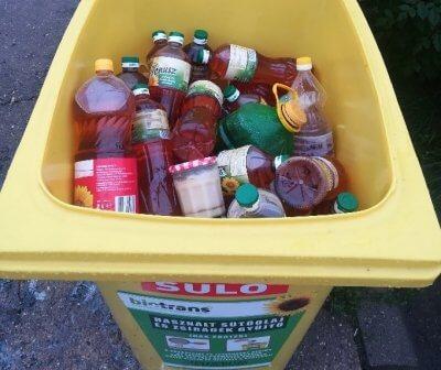 """Szigetszentmiklós is csatlakozott a """"CseppetSem!"""" használt sütőolaj-begyűjtési rendszerhez"""