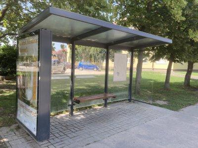 Ajánlattételi felhívás új buszmegállók terület-előkészítő munkálataira