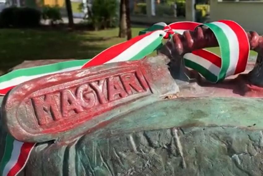Az 1956-os forradalom és szabadságharc emléknapja - 2021. október 23. - Szigetszentmiklós