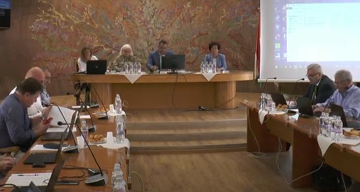 Szigetszentmiklós Város Önkormányzata Képviselő-testületének rendkívüli ülése 2021.08.30.